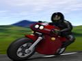 Carrera de motos en primera persona