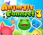 Animals Connect 3