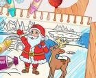 Coloreame Navidad