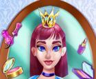 La princesa de hielo Real Makeover