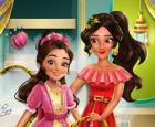 Princesa latina sastre mágico