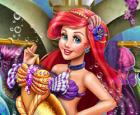 Armario Princesa Sirena